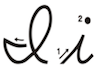 Learn to write cursive letter I i