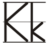 Learn to write printed letter K k