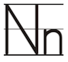 Learn to write printed letter N n