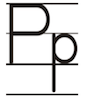 Learn to write printed letter P p